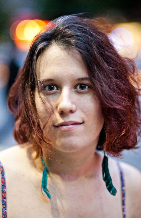 Caitlin Coleman is a suicide attempt survivor.