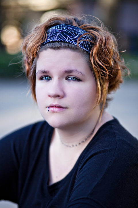 Niomi Provins is a suicide attempt survivor.